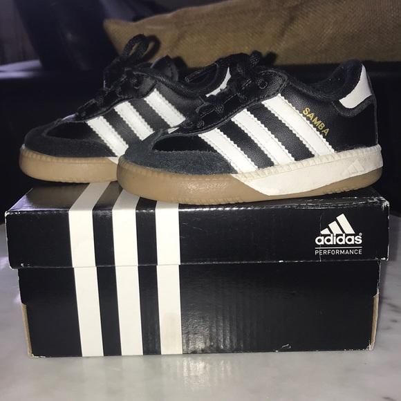 sensación Decremento Pence  adidas Shoes   Adidas Samba Toddler Size 5   Poshmark